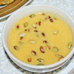 Zupa z kalafiora i marchewki