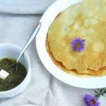 Naleśniki jaglane - zachwycają swoją sprężystością i delikatnością ;)
