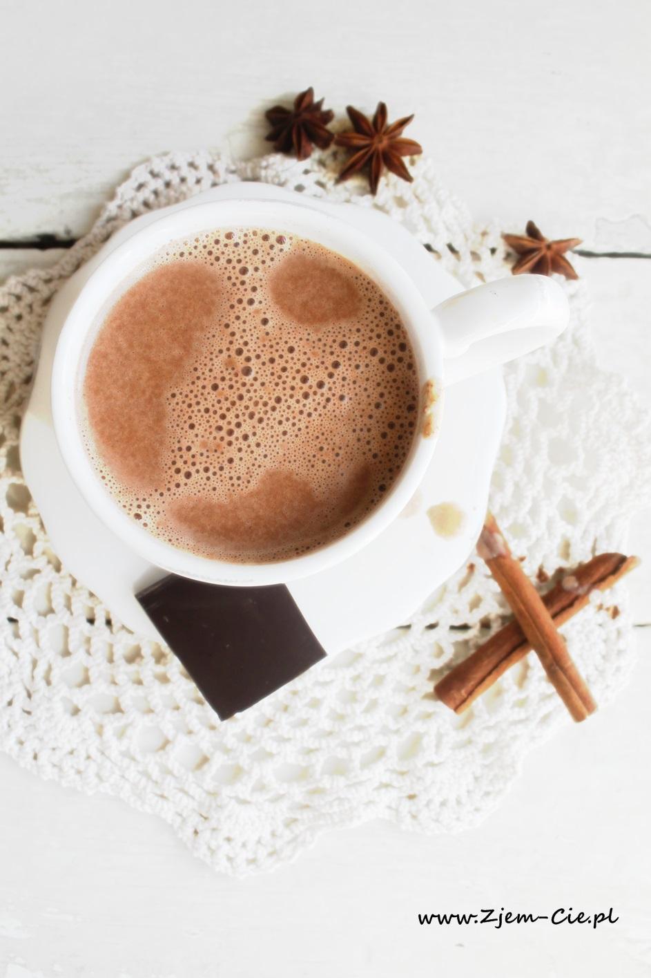 Gorącza czekolada do picia
