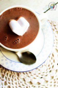 gorąca czekolada gęsta
