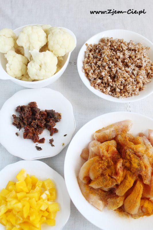 Szykuje się szybki obiad - tylko kilka składników