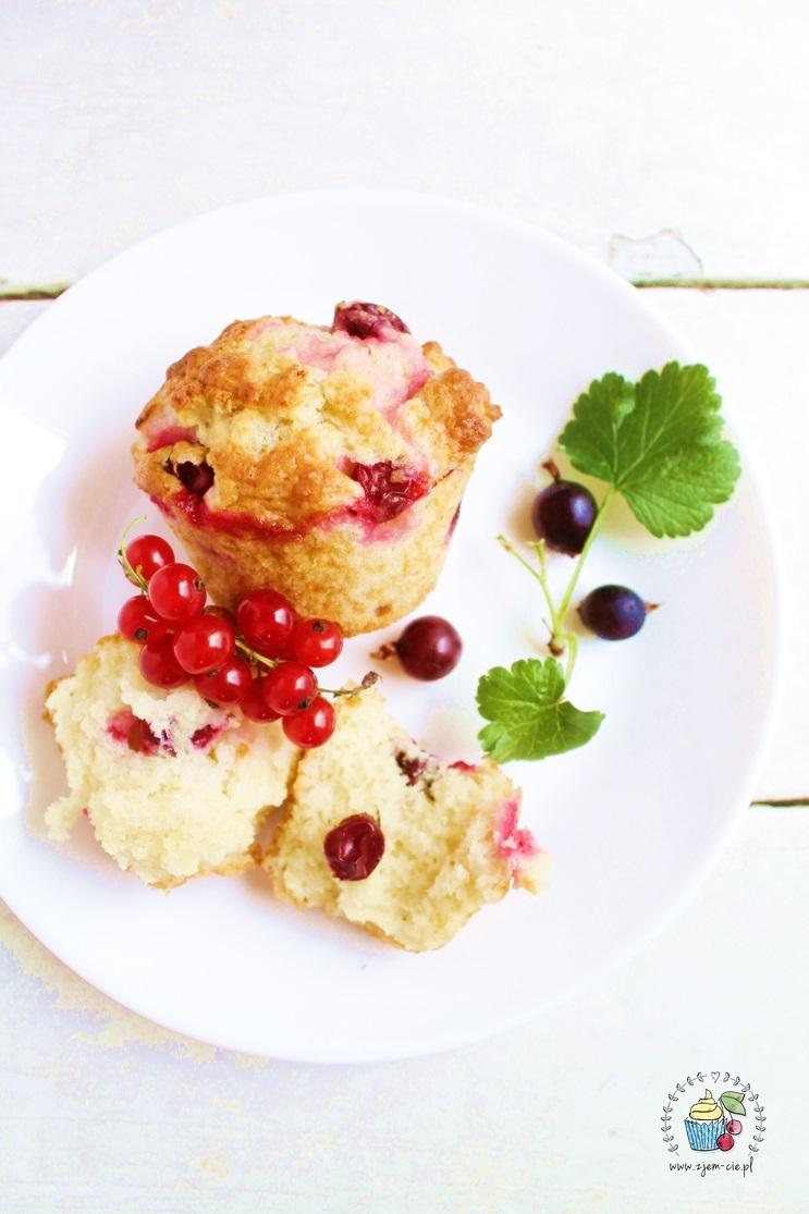Szybkie muffinki - przepis podstawowy