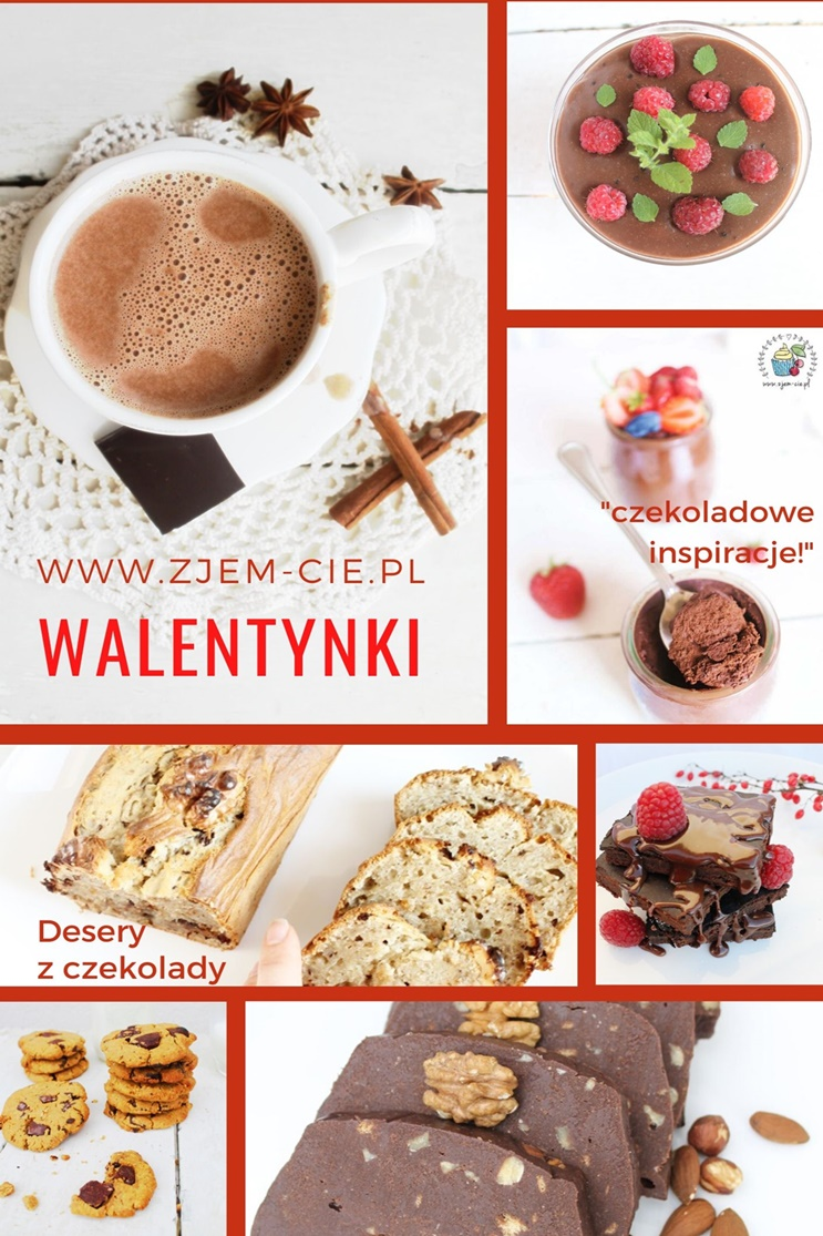 czekoladowe desery
